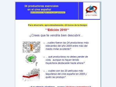 24 Productoras de Cine Espa?ol