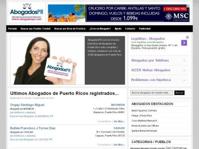 Abogados de Puerto Rico