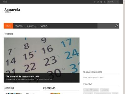 Acuarela online