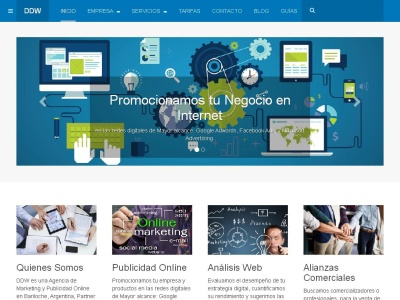 Agencia de Marketing Digital en Argentina