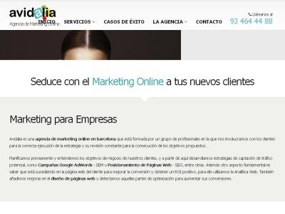 Agencia de Marketing en Barcelona