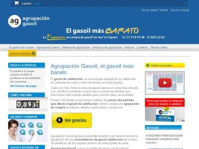 Agrupación Gasoil, agrupate y consigue el precio más barato