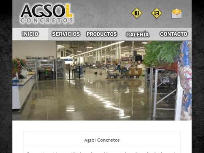 Agsol Concretos