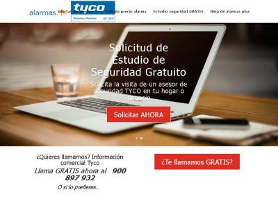 Alarmas TYCO Oferta de Seguridad para Casa y Negocio