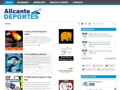 Alicante Deportes