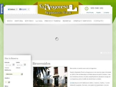Alojamiento Rural La Aragonesa