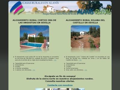 Alojamiento rural Sevilla