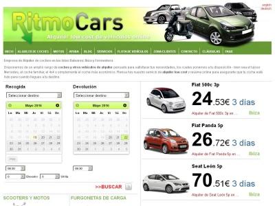 Alquiler coches Mallorca,Ibiza,Formentera,Menorca
