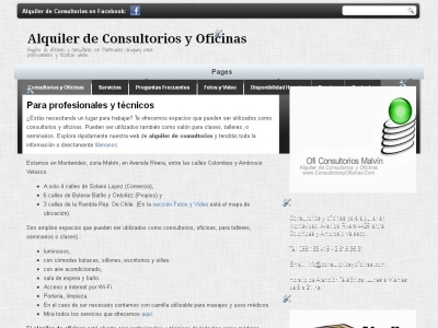 Alquiler de Consultorios y Oficinas
