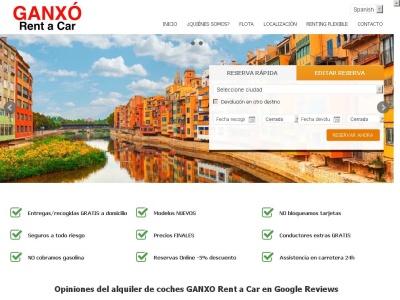 Alquiler de furgonetas de carga en Girona