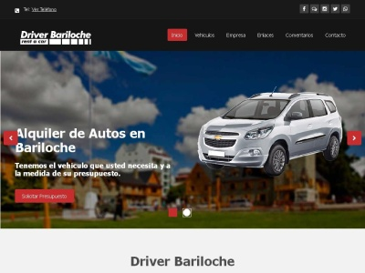 alquiler de vehiculos en bariloche