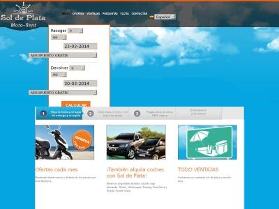 Alquiler motos Menorca