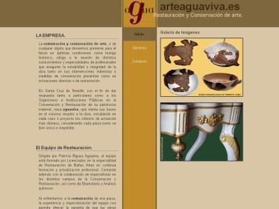 arteaguaviva - Restauración y Conservación de Arte