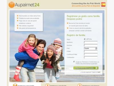 Aupairnet24 Au pair en Espa?a