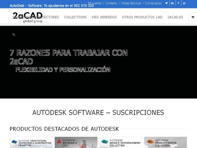 Autodesk Software - 2aCAD