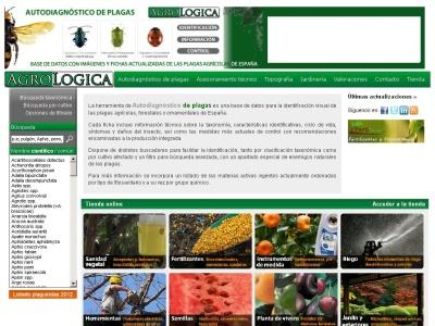 Autodiagn�stico gratuito de plagas agricolas