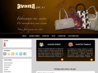 Avana Piel, especialistas en cuero