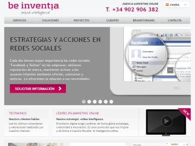 Be Inventia: Online Intelligence