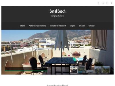 Benal Beach - Complejo Tur�stico Junto al Mar