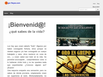 Blog Herramientas de marketing online y recursos