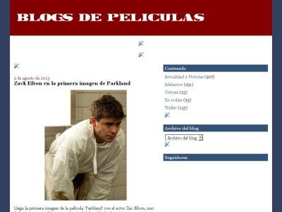 Blogs de Peliculas