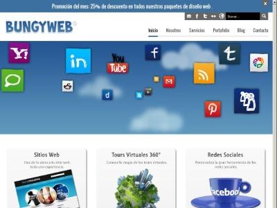 Bungyweb - Dise?o web en Xalapa Veracruz
