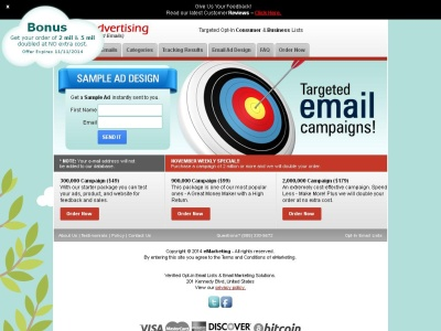 Buy Quality Email Marketing Lists