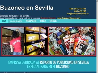 Buzoneo en Sevilla