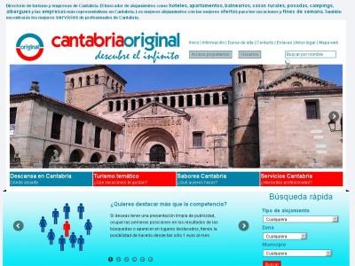 Cantabria Original, turismo de Cantabria