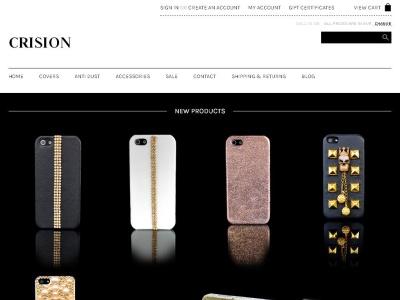 Carcasa con tachuelas para iPhone 4/5 by crISIon