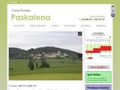 Casa con encanto en la Comarca de Pamplona