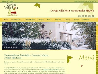 Casas rurales en Murcia: Caravaca y Moratalla