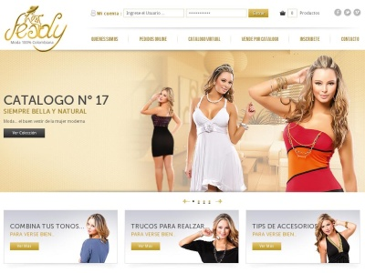 catalogos de ropa