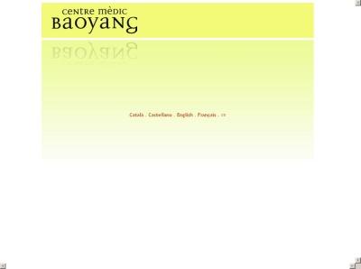 Centre M?dic Baoyang.- Dr. Albert Garcia i Janeras