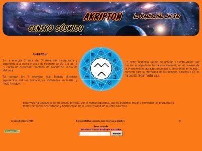 Centro Cosmico Akripton