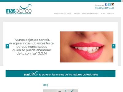 centro de blanqueamiento dental
