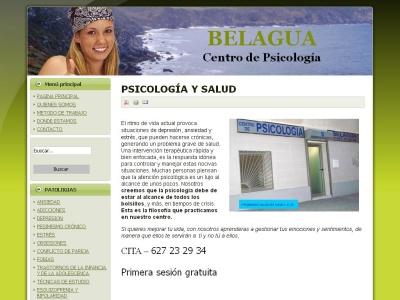 Centro de psicolog�a belagua