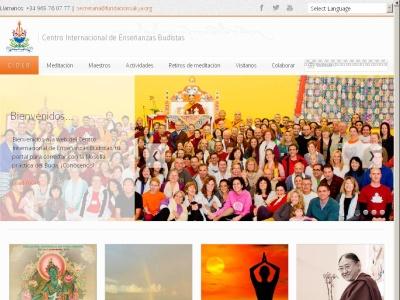 Centro de Retiros de Meditación Budista