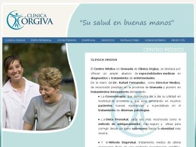 Centro medico-Granada-Clinicaorgiva