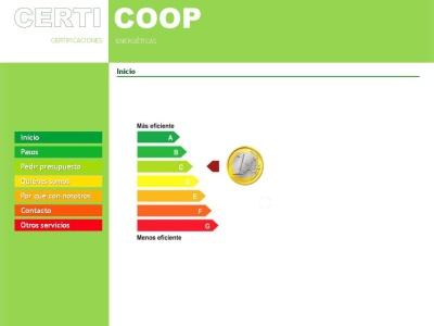 Certicoop - Certificaciones energ�ticas