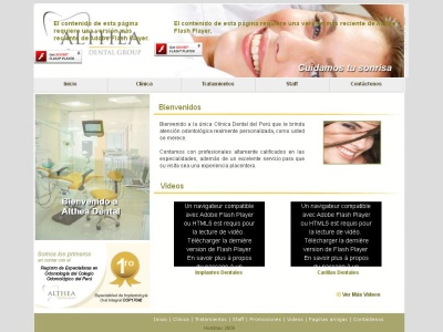 Cl�nica Dental Althea Dental