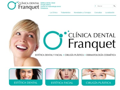 Cl�nica dental Franquet en Pamplona