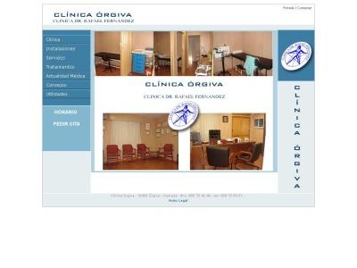 Cl�nica m�dica-Granada-clinicaorgiva