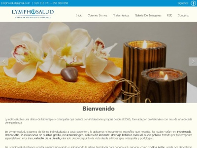 clinica de fisioterapia y osteopat�a
