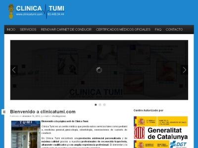 Clinica en Hospitalet de Llobregat TUMI