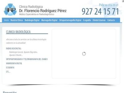 Clinica radiologica Don Florencio Rodriguez