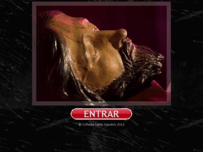 Cofrad�a del Santo Sepulcro de Zaragoza