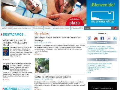 Colegio Mayor Pe?afiel en Valladolid