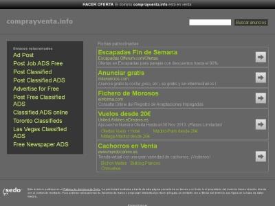 Compra Venta anuncios clasificados