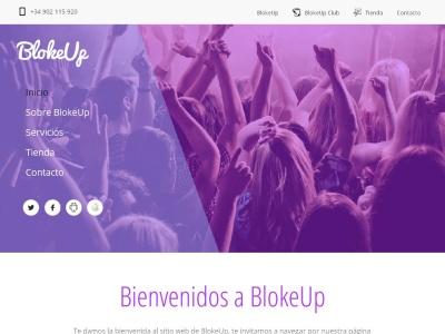 Conciertos y eventos en tu ciudad | BlokeUp